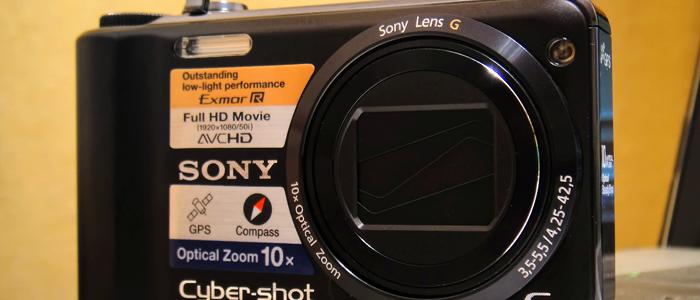 Sony DSC-HX5V