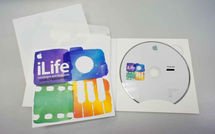 iLife 11 Family Pack CD