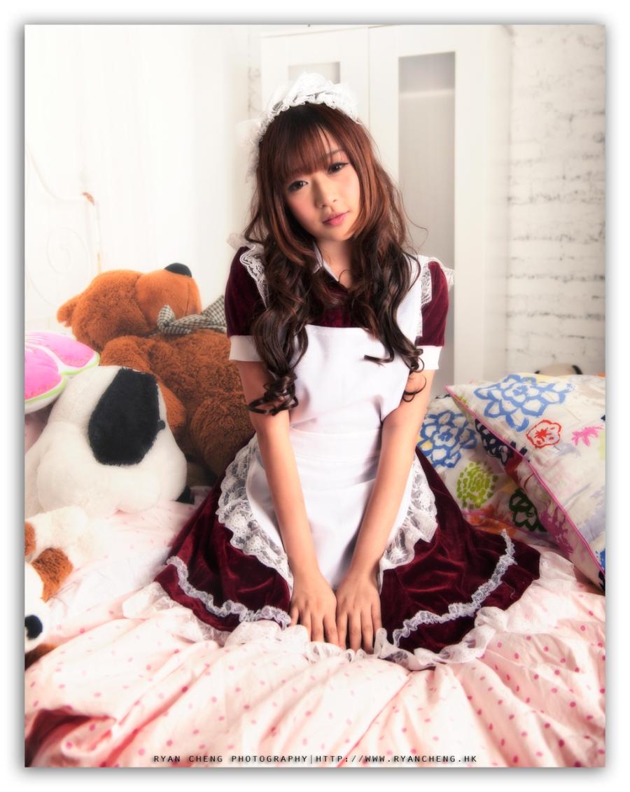 小女僕 - Chloe Yu (4)