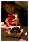 小小的生日蛋糕