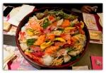 超豐富的Sushi 盤!