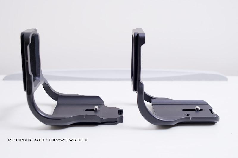 RRS L-Plate for Nikon D4