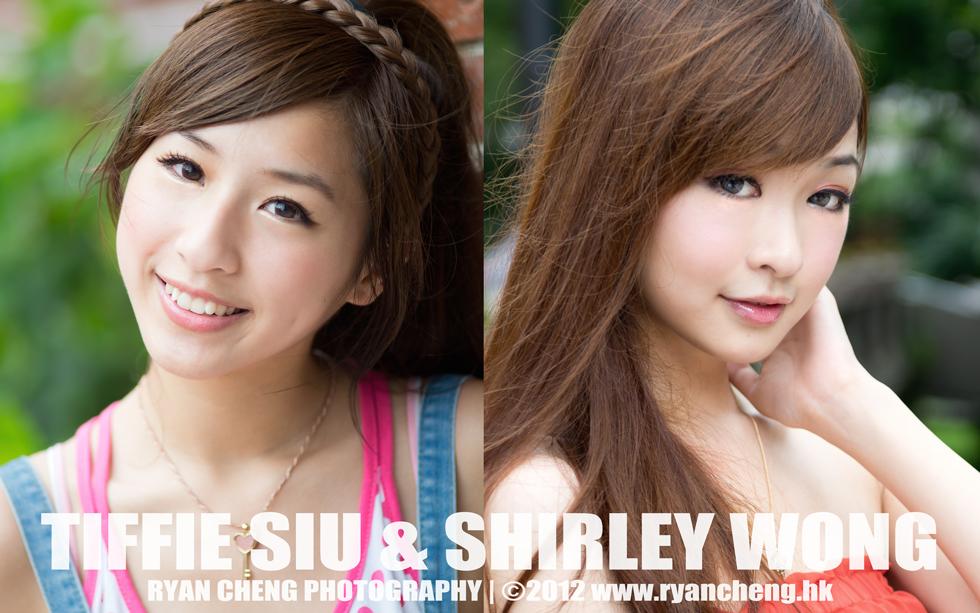 Tiffie Siu & Shirley Wong