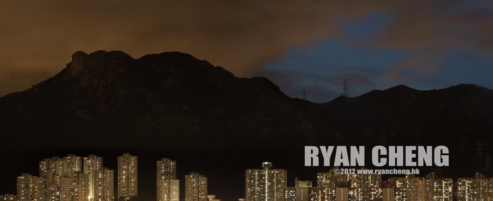 2012 Under Lion Rock (Night Ver)